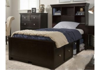 Craft Bookcase Bed