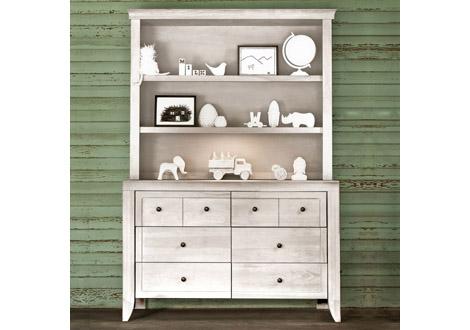 Cameo Hutch/Bookcase