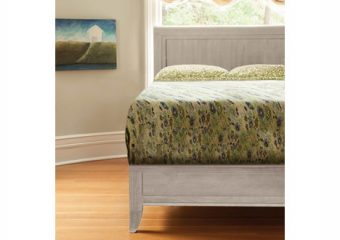 Cameo Low Profile Footboard Cream