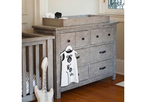 Relic 6 Drawer Dresser