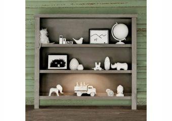 Relic Hutch or Bookcase Fossil