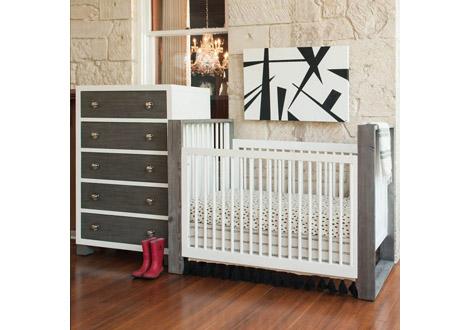 True Traditional Crib