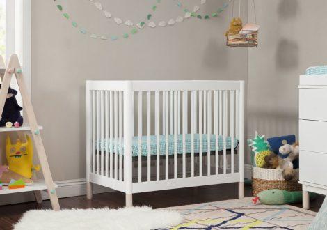Gelato 2-in-1 Mini Crib