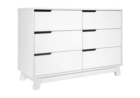 Hudson 6 Drawer Double Dresser