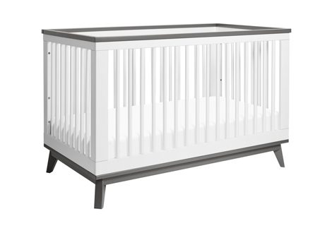 Scoot 3-in-1 Convertible Crib