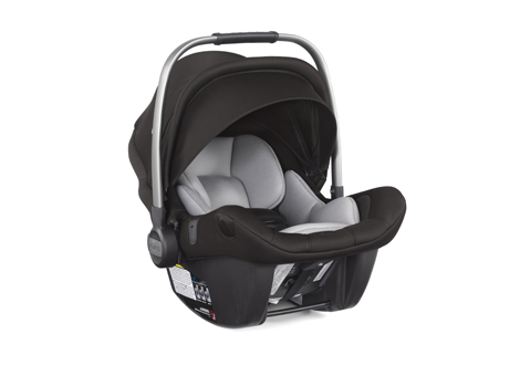 Pipa lite LX Infant Car Seat + Base in Caviar