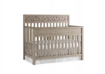 Autry Convertible Crib Oatmeal