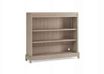 Autry Hutch-Bookcase Oatmeal