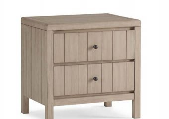 Autry Nightstand Oatmeal