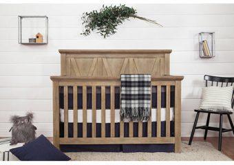 Emory crib