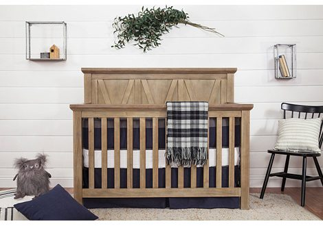 Emory 4-in-1 Convertible Crib