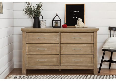 Emory 6 Drawer Dresser