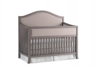 Wilshire Arched Convertible Crib