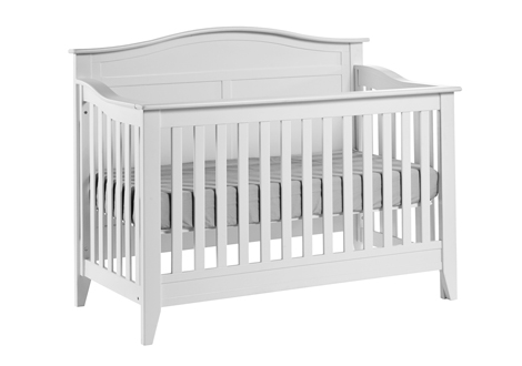 Napoli Arch (Curved) Top Forever Crib