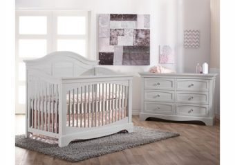 enna collection crib and dresser