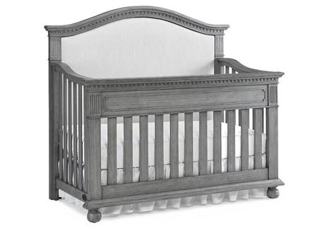 Naples Upholstered Convertible Crib