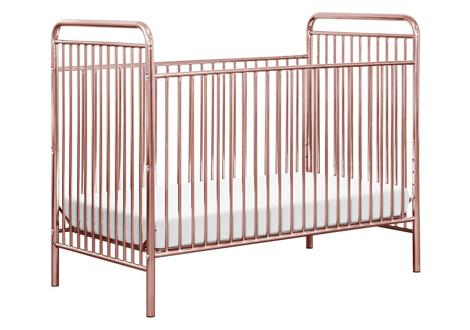 Jubilee 3-in-1 Convertible Metal Crib