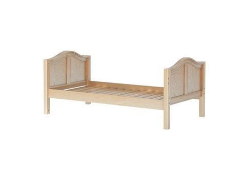 Maxtrix Basic Low Twin Bed