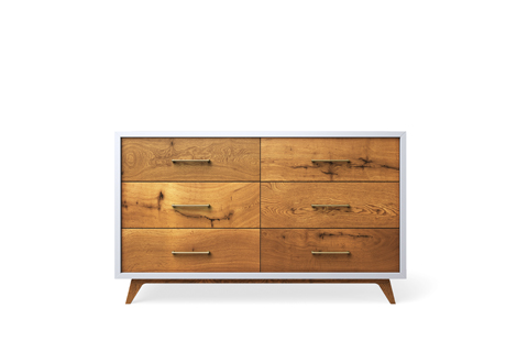 Uptown Collection Double Dresser