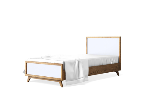 Uptown Collection Twin Size Bed