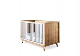 Uptown Clasic Crib Dove 2