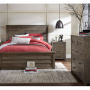 bunkhouse panel bed queen