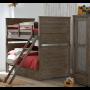 bunkhouse underbed storage unit