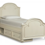 charlotte arched panel twin 3