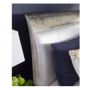glitz and glam complete upholstered full mermaid bed 2