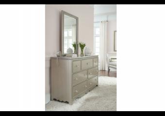 glitz and glam dresser