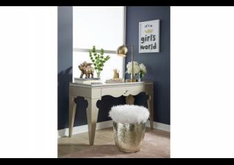 glitz and glam vanity desk