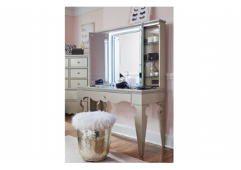 glitz and glam vanity mirror