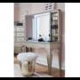 glitz and glam vanity stool 1
