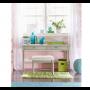 grace vanity stool