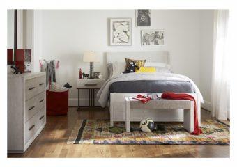 Smartstuff Modern Spirits Queen Bed Roomshot