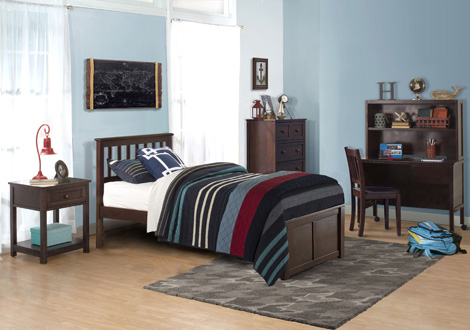 Schoolhouse 4.0 Marley Twin Bed