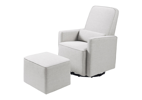 Whitney Glider and Ottoman