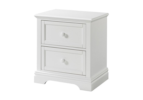 Highland Park 2 Drawer Nightstand
