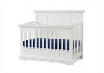 Highland Park Crib White