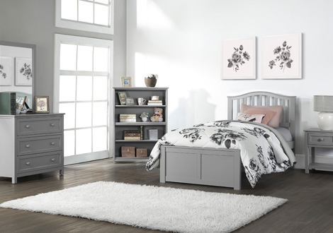 Schoolhouse 4.0 Finley Twin Bed