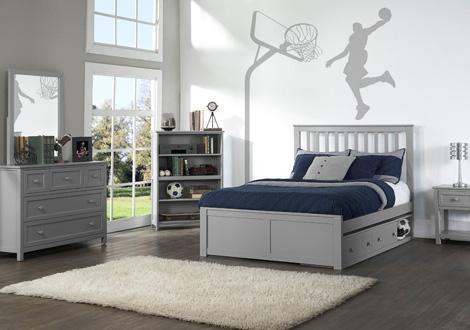 Schoolhouse 4.0 Marley Full Bed
