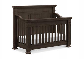 Tillen Crib Truffle Angle