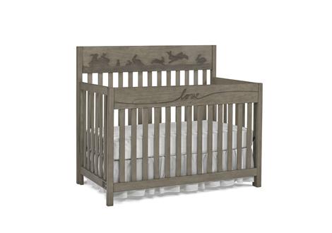 Forest Animals Convertible Crib