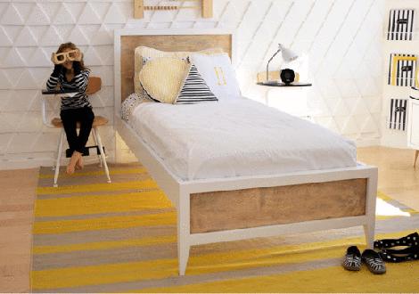 Devon Twin Bed