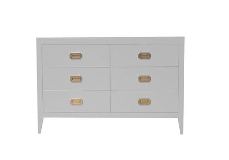 Devon 6 Drawer Dresser