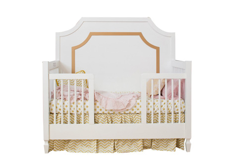 Beverly Toddler Guardrail for Conversion Crib