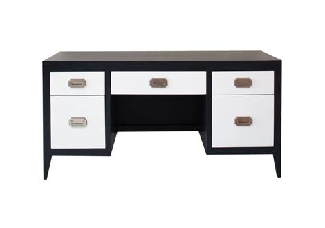 Devon Double Pedestal Desk