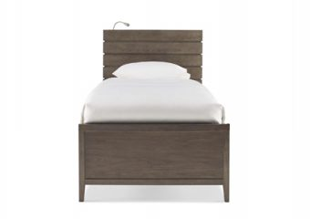 Reading Bed Twin Front View