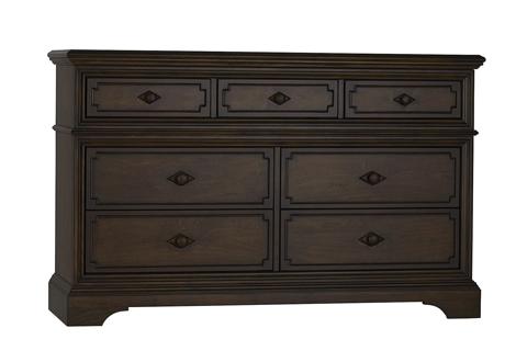 Amherst 7 Drawer Dresser