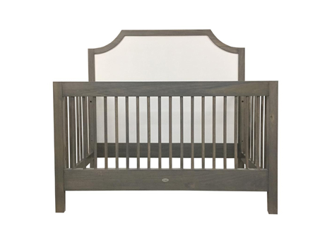 Max Conversion Crib without Moldings